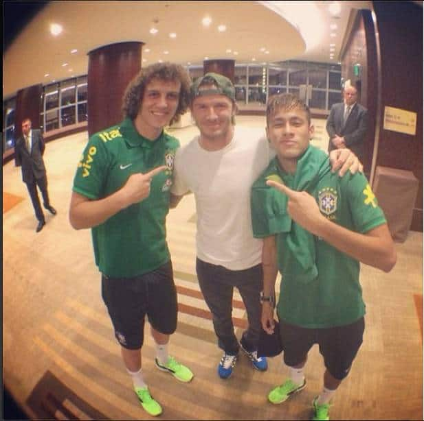 Credit: Instagram/David Luiz