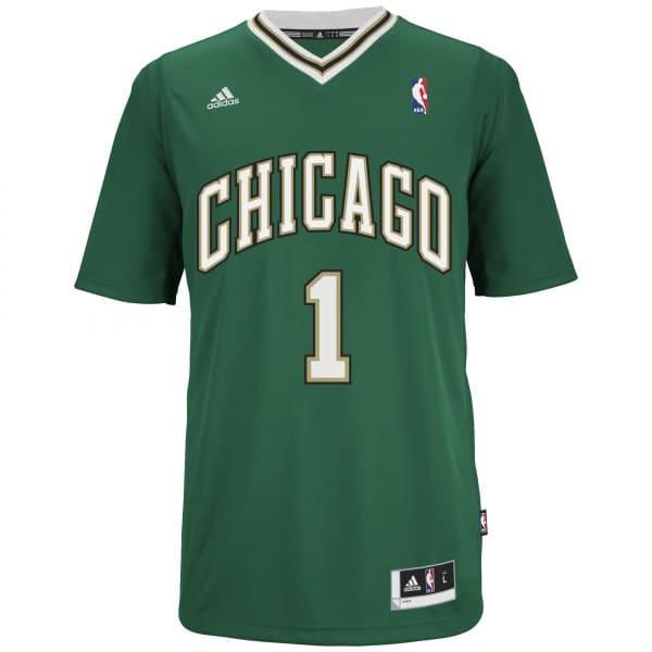 Celtics St Patrick's Day jersey